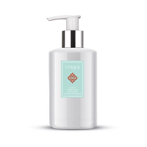 UTIQUE LUXURIÖSE SEIFE GRAPEFRUIT & ORANGE BLOSSOM 300 ML