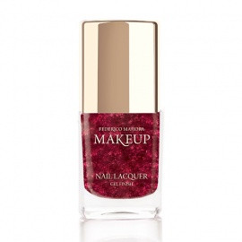 NAGELLACK GEL FINISH - MYSTERIOUS CLARET